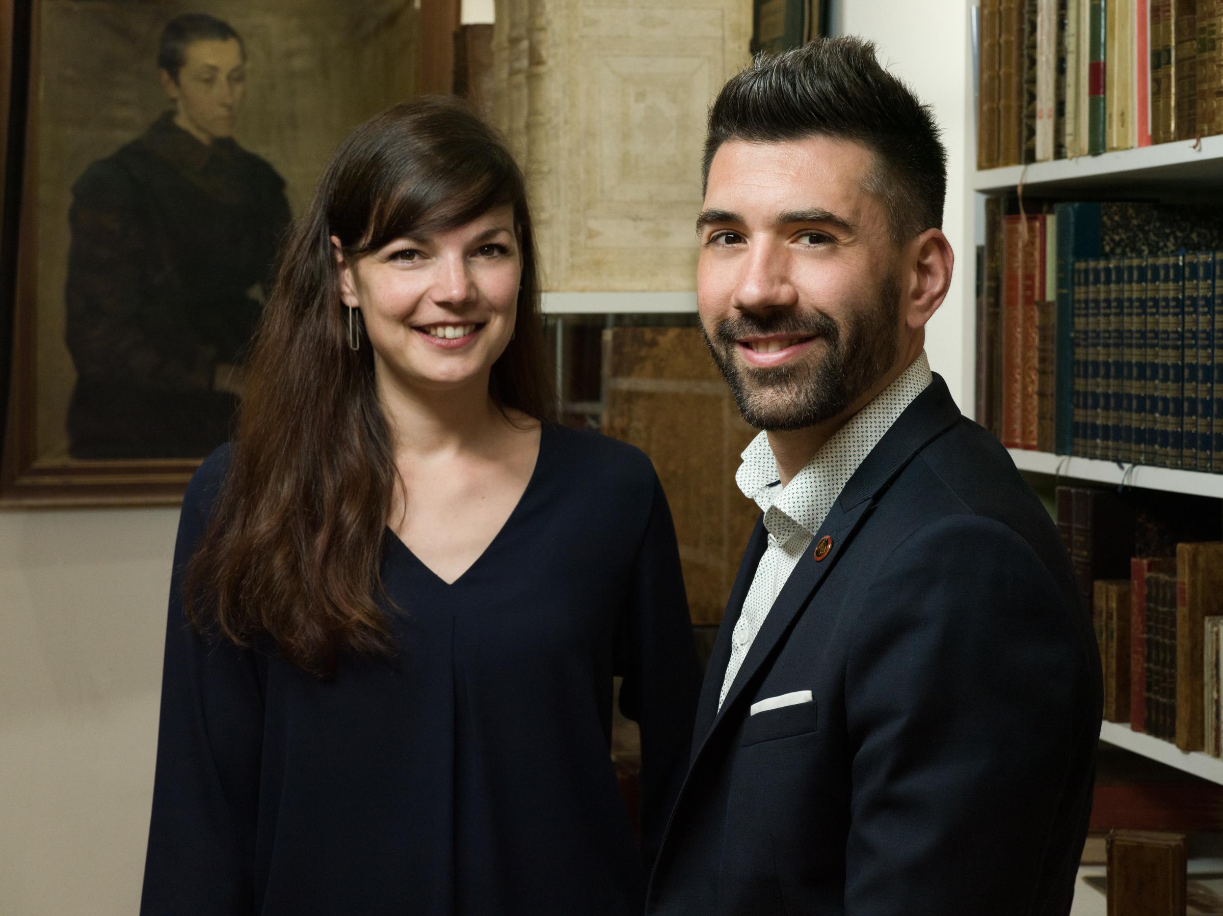Martin Matrat, Cécile Fischer
