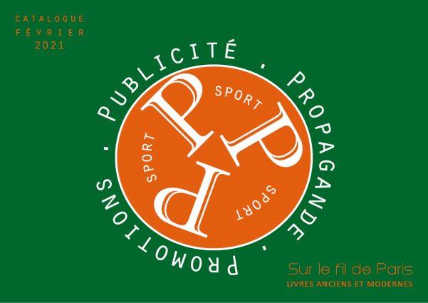 Publicité - Propagande - Promotions - Sports