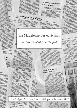 C74_Madeleine Chapsal_couv