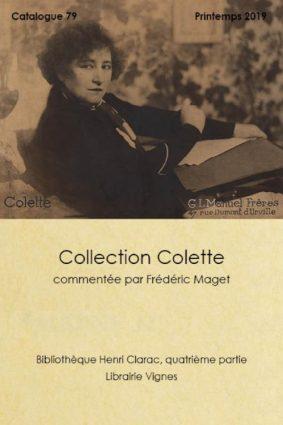 C79 - Collection Colette - Librairie Vignes - couv