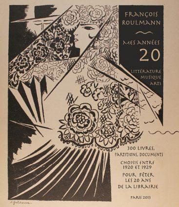 Mes années 20. Littérature, musique, arts