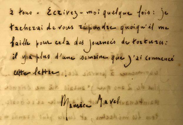 Ravel Gaudin Cadrée